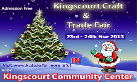 Kingscourt Craft & Trade Fair 2013
