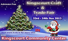 Kingscourt Craft & Trade Fair 2013