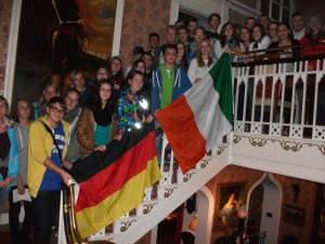 German Students oct 13