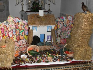 Harvest Mass Display