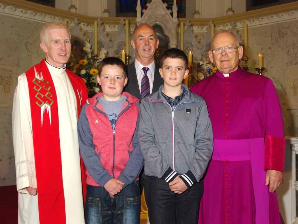Confirmation Carrickleck