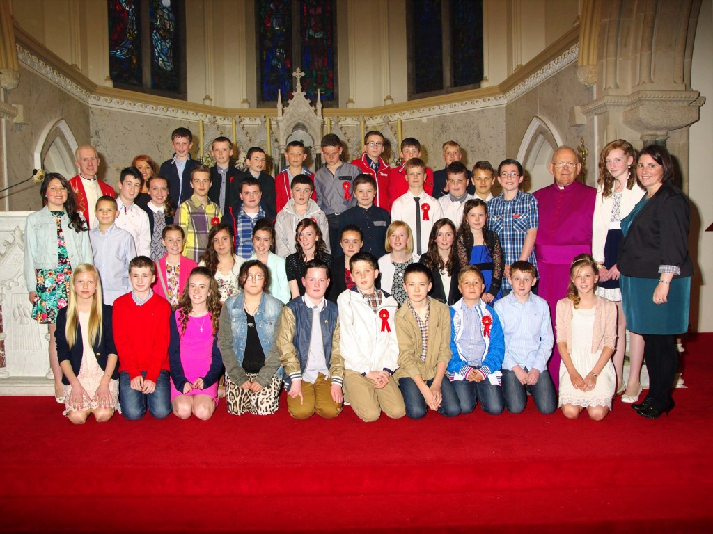 Confirmation Kingscourt