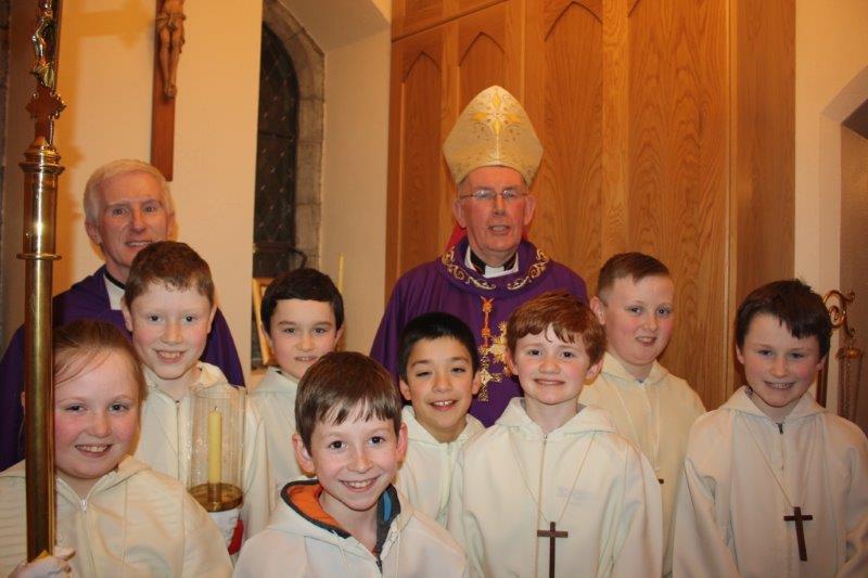 Lenten Novena led by Cardinal Sean Brady